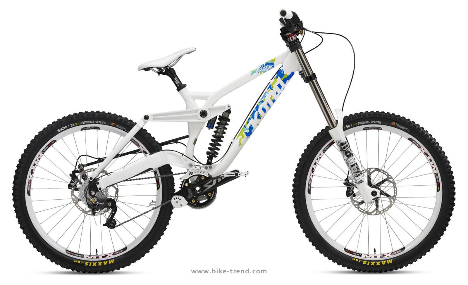 Bikes Kona Kona Downhill Mountain Bikes
